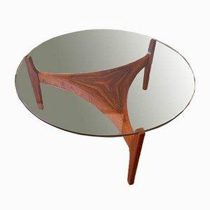 Table Basse en Palissandre par Sven Ellekaer pour Hohnert, 1960s