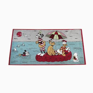 Tapis Mickey Mouse, 1950s
