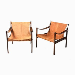 Modern Model 720 Armchairs by Jorge Zalszupin, 1960s, Set of 2