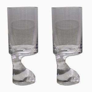Drinking Glasses by Joe Colombo for Riedel, 1960s, Set of 2