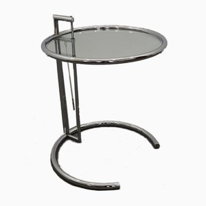 E1027 Side Table by Eileen Gray, 1980s