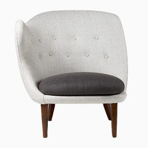 Easy Chair the Thumb by Arne Norell for Gösta Westerberg, Sweden, 1952