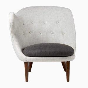Easy Chair the Thumb par Arne Norell pour Gösta Westerberg, Sweden, 1952
