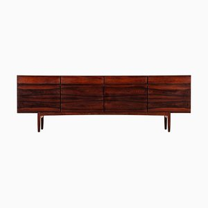 Danish Rosewood Model FA-66 Sideboard by Ib Kofod-Larsen for Faarup Møbelfabrik, 1960s