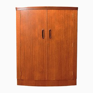 Teak Cocktail Cabinet by Turnidge London, 1960s