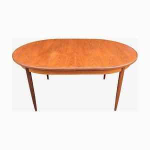 Vintage Extendable Teak Dining Table by Victor Wilkins for G-Plan, 1960s