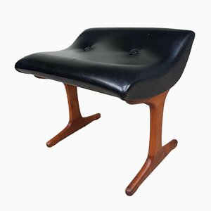 Mid-Century Danish Teak Dressing Table Stool from G-Plan