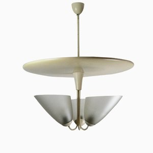 Midcentury Ceiling Light from Ruser & Nowak, 1950s