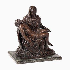 Scultura La Pietà di Tommaso Campajola