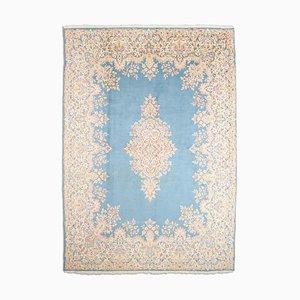 Light Blue Floral Kerman, 1970s