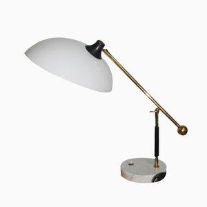 Lámpara de mesa italiana Mid-Century de Stilux Milano