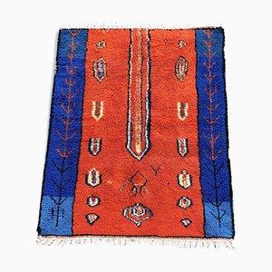Beni Ouarain Berber Carpet, 1992