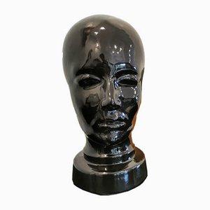 Schwarze Keramik von Scheurich