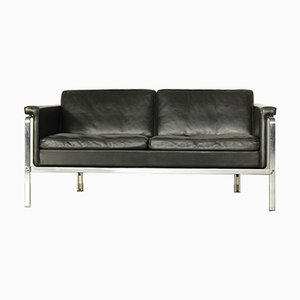 Leather 6912 Sofa by Horst Brüning for Kill International, 1960s