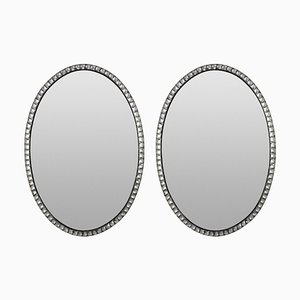 Irish Georgian Style Mirrors, 1970s, Set of 2