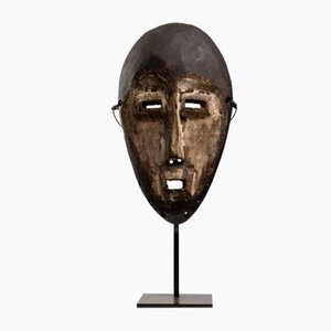 Democratic Republic of Congo LEGA mask, 1950s