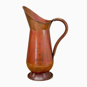 Antiker Krug aus Kupfer