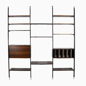 Mid-Century Wall Unit by George Nelson for Herman Miller, 1960s