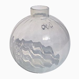 Vase Girasol Vintage en Verre Murano de V. Nason & C, 1960s