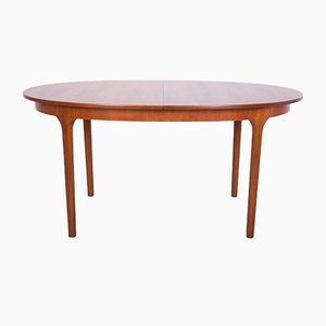 Mid-Century Extendable Dining Table from McIntosh, 1960s