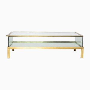 Vintage French Coffee Table from Maison Jansen, 1970s