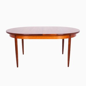 Mid-Century Teak Extendable Dining Table from G-Plan, 1960s