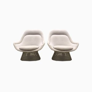 Lounge Chairs by Warren Platner for Knoll Inc. / Knoll International, 1980s, Set of 2