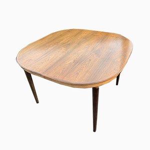 Rosewood Dining Table from Skovmand & Andersen, 1960s