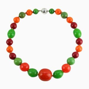 Vintage Bakelite Necklace, 1930s