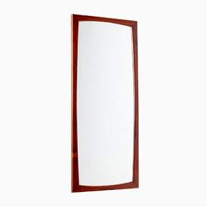 Rosewood No. 105 Mirror by Aksel Kjersgaard for Odder Møbler, 1960s