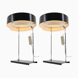 Table Lamps by Josef Hurka for Napako, 1960s, Set of 2