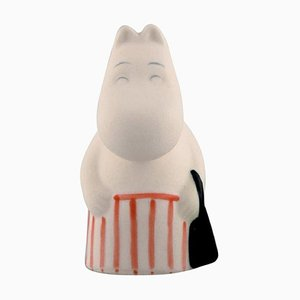 Moominmamma Figure from the Moomins in Stoneware from Arabia, Finland
