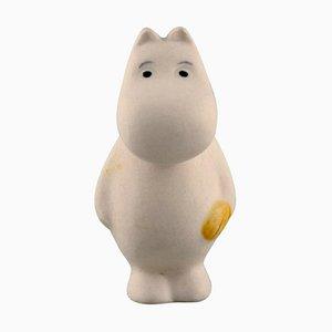 Moomin Figur aus Steingut aus Mumomin aus Arabien, Finnland
