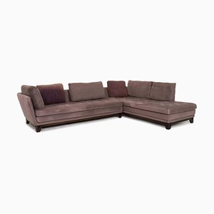 Gray Fabric Littoral II Corner Sofa from Roche Bobois