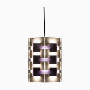Geometrische Tischlampe von JJM Hoogervorst für Anvia, 1960er
