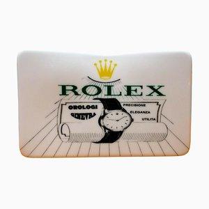 Enseigne Lumineuse Rolex Genève, 1950s