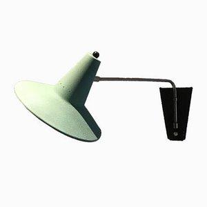 Kleine Mid-Century Wandlampe, 1950er