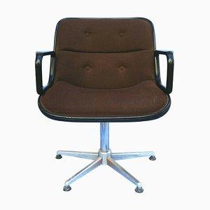 Chaise de Direction par Charles Pollock pour Knoll Inc. / Knoll International, 1960s