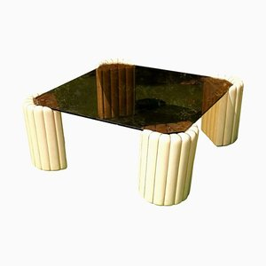 Ceramic Coffee Table by Tommaso Barbi, 1960s
