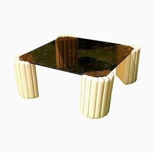 Keramik Couchtisch von Tommaso Barbi, 1960er
