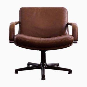 384 Swivel Boardroom Chair by Geoffrey Harcourt for Artifort, 1960s