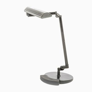 Vintage Modern Model 990 Desk Lamp by Ezio Didone for Arteluce, 1980s