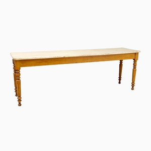 French Bistro Table, 1880