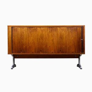 Mid-Century Rosewood Credenza by Marius Byrialsen for NIPU