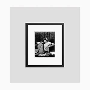 The Philadelphia Story Starring Katharine Hepburn Archival Pigment Print Framed in Black by Everett Collection