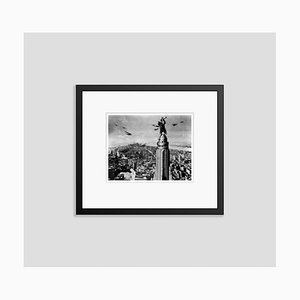 King Kong Archival Pigment Print Framed in Black