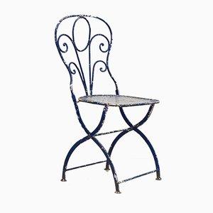Folding Garden Chair, 1930s