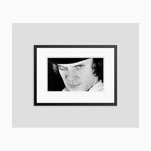 Malcolm Mcdowell Clockwork Orange Archival Pigment Print Framed in Black