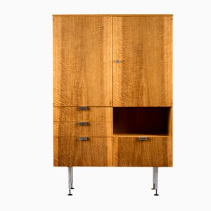 Mid-Century Highboard from Jitona, CSSR, 1960s
