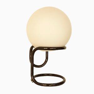 Tischlampe mit Kugelform von Aldo van den Nieuwelaar
